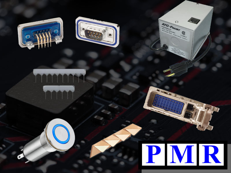 PMR electronic and electro-mechanical product manufacturers representative