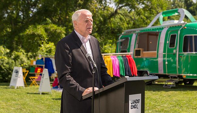 Milwaukee Mayor, Tom Barrett