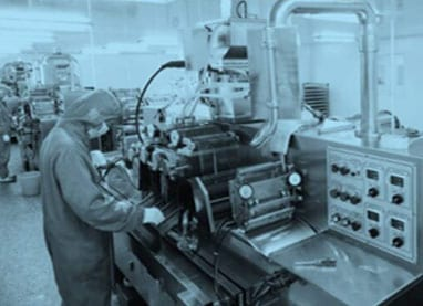 International Paintball Softgel Manufacturing Facility