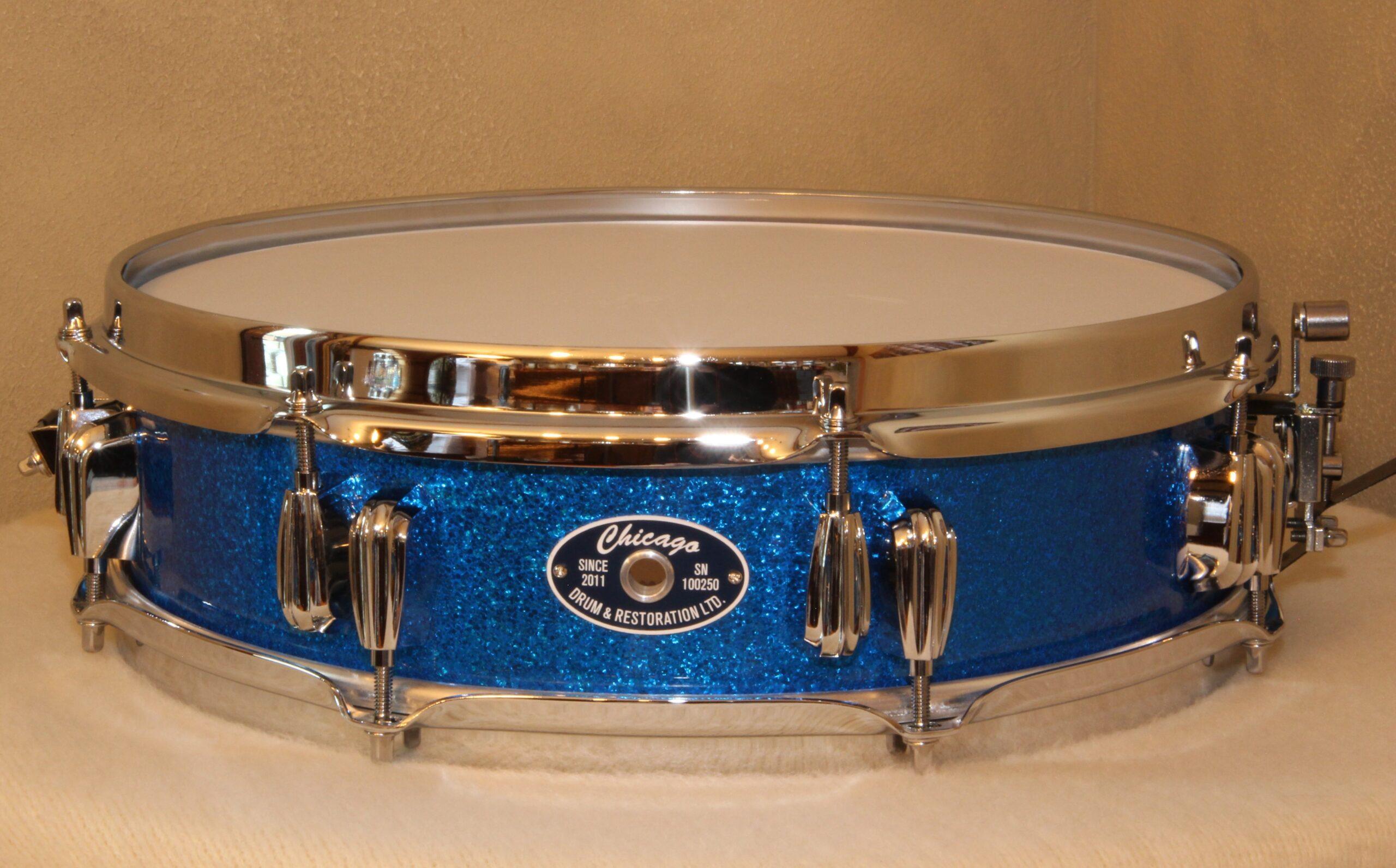 Blue Sparkle Piccolo