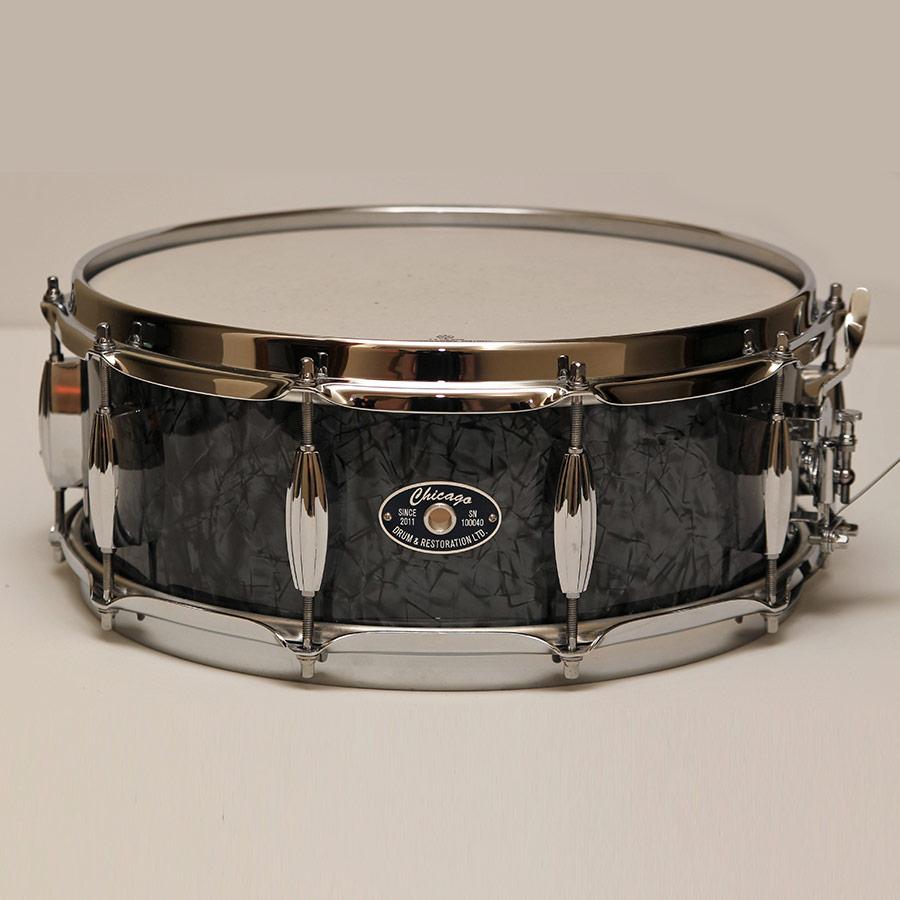 5.5 Inch Black Diamond Snare Drum