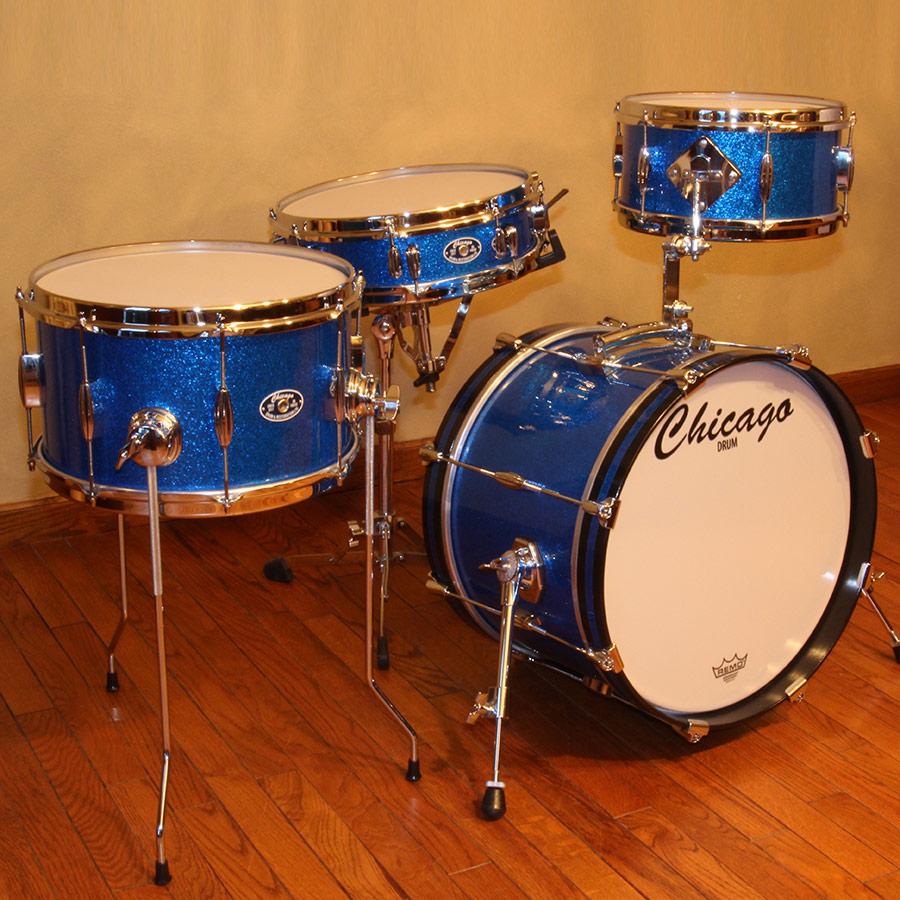 Blue Sparkle Mini Set