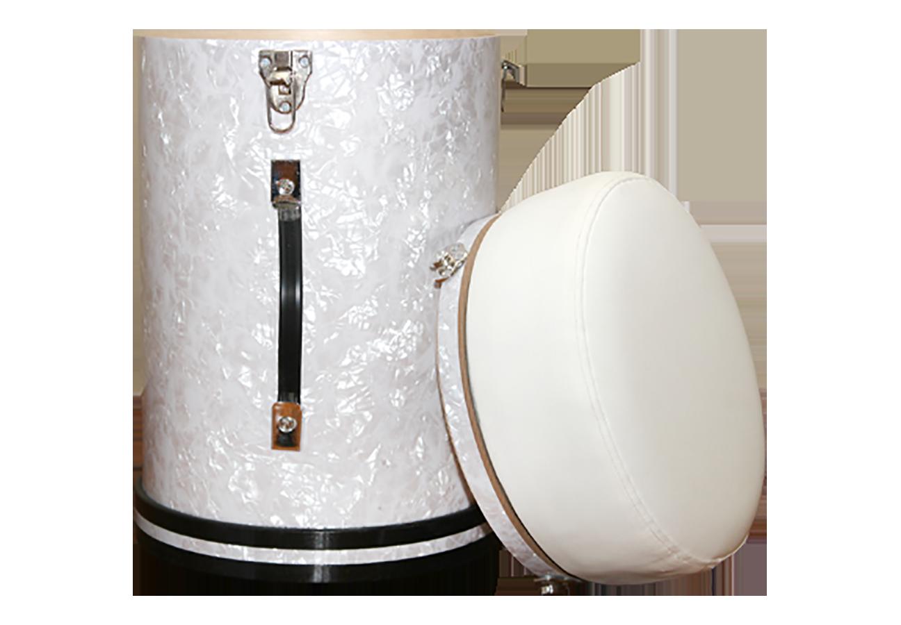 Drum Throne - Open
