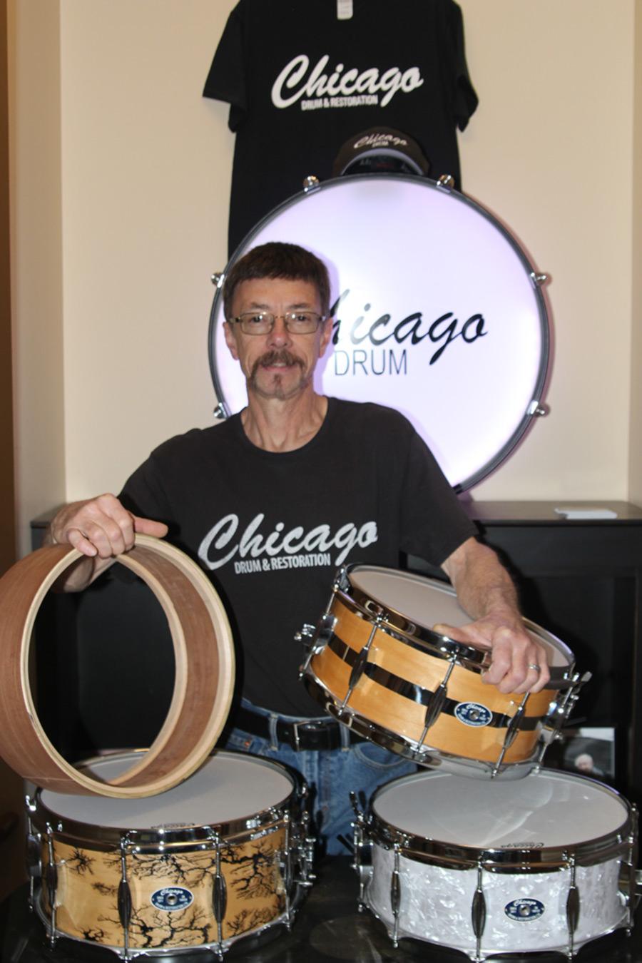 Jim Moritz - Chicago Drum