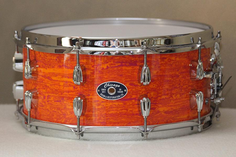 Mod Orange Snare Drum