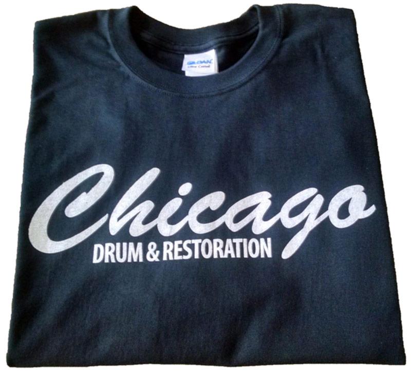 Chicago Drum & Restoration Tshirt