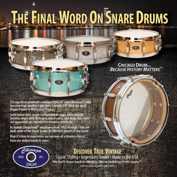 The Final Word on Snare Drums