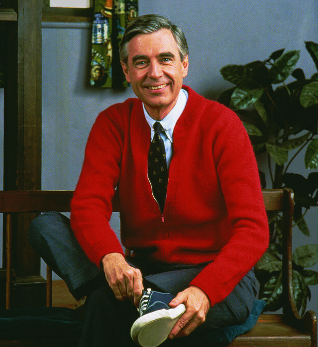 Mister Rogers is My Hero