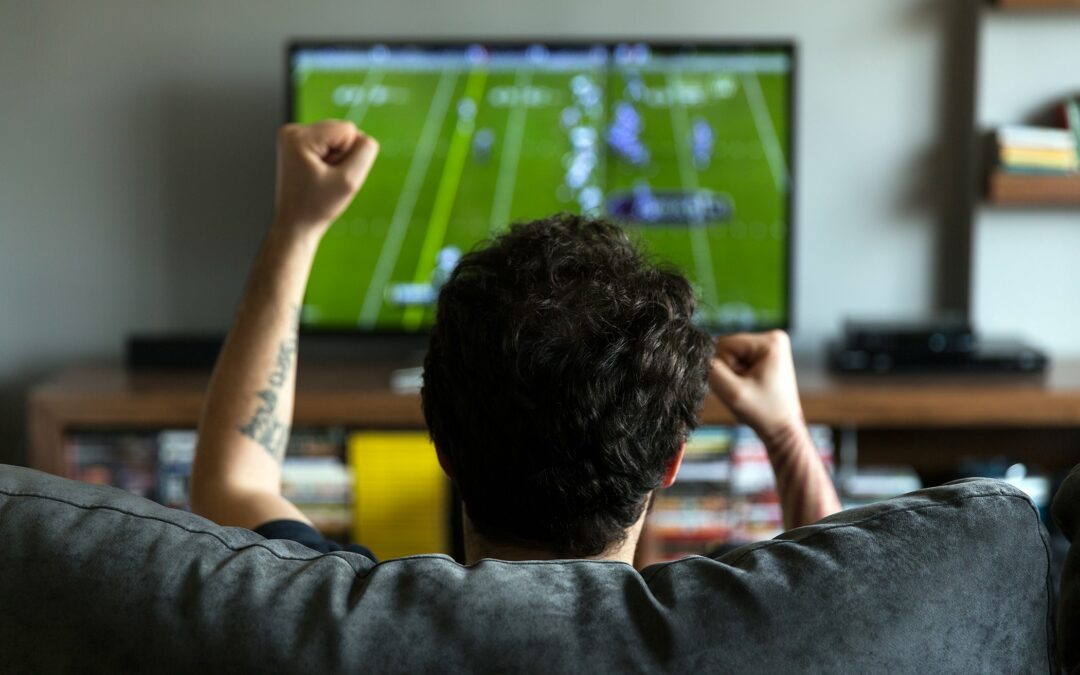 My Wife's Silly Concern That I Waste Too Much Time Watching Football