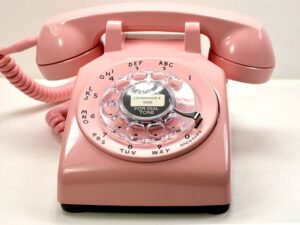 If you are still using a phone like this and planning to place a Zoom call, let me just say, you're adorable. However, may I suggest upgrading to a phone that was not in use when Ozzie and Harriet were still the rage on TV.