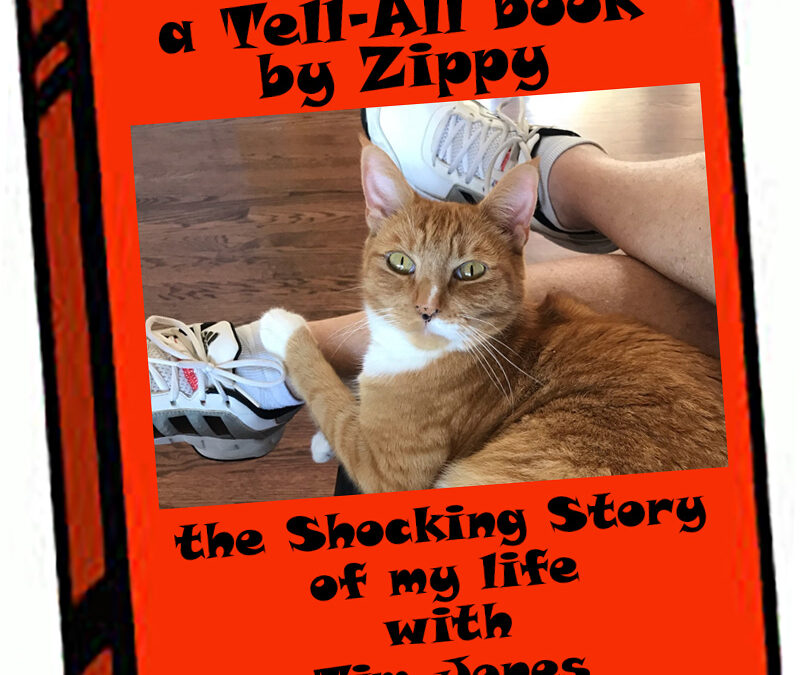 My Cat Zippy's Tell-All Book