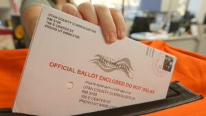 Thanks to the COVID pandemic, millions more people are expected to vote by mail in the 2020 election. To prevent massive voter fraud, the Trump Administration is taking bold action, like requiring every mail-in ballot to be accompanied by a check for $50 payable to Re-Elect Trump to Save America. Don't forget to include postage.