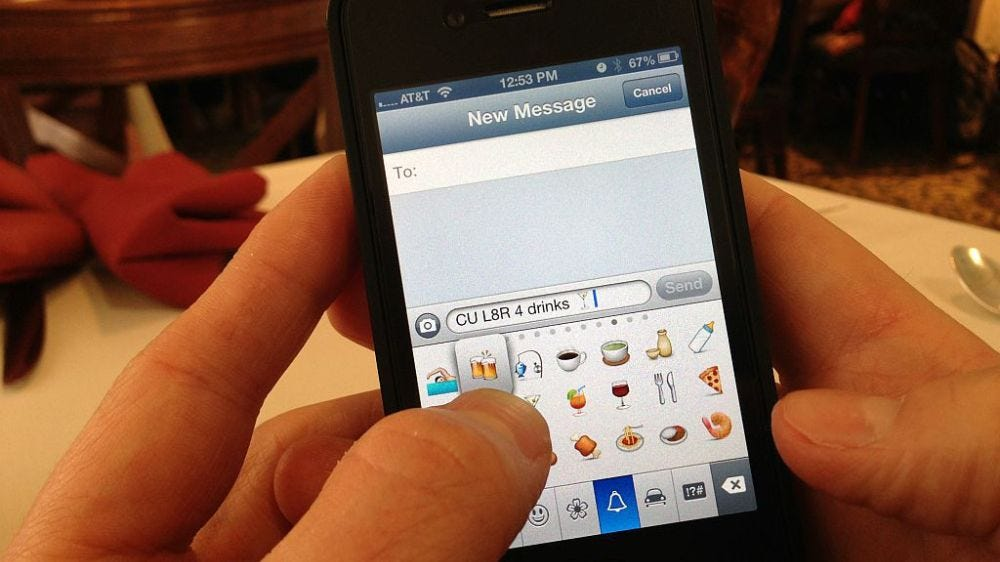 The New Rules of Texting