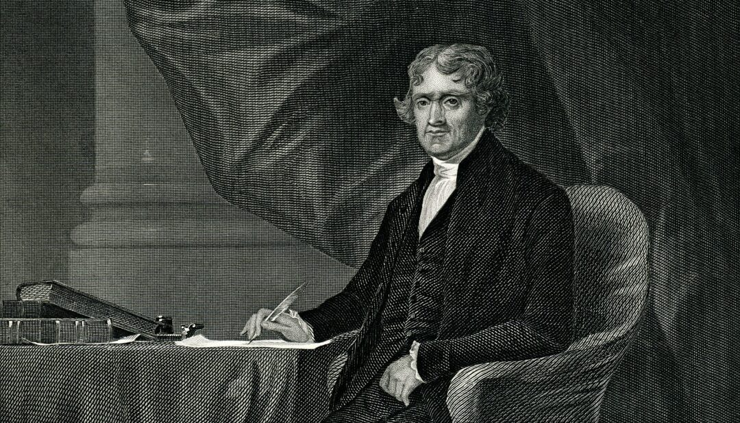 Undiscovered History: The Secret Jefferson Letters