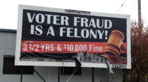 According to 43 state legislatures, the problem with our election system isn't voter suppression. It's massive voter fraud. Read what states are proposing to solve the problem of Democrat victories once and for all.