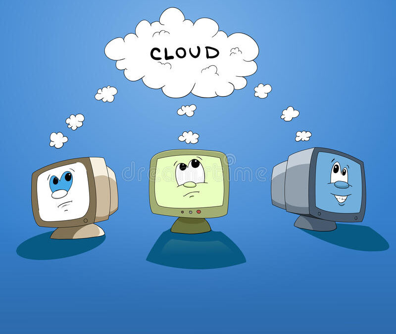 The Danger of Storing Your Stuff in the Cloud
