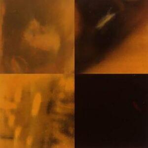 Arie II, Oil, paper, balsa, 2007
