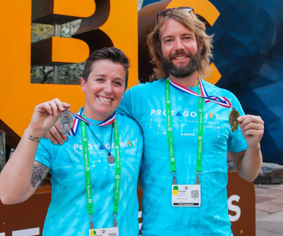CIBA Medal Winners