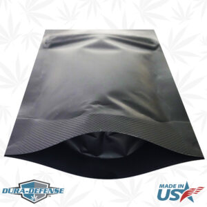 """4""""x7""""x2.25"""" Stand Up Cannabis Pouch"""