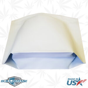 """8""""x6""""x3"""" Stand Up Cannabis Pouch"""