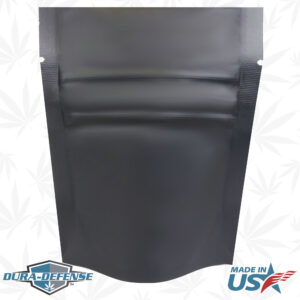 """4""""x4""""x2.25"""" Stand Up Cannabis Pouch"""