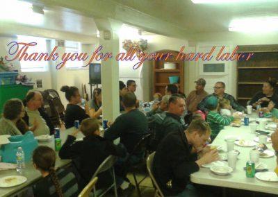 Touch - Susanville Church work day - 11/27