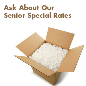 Long Distance Movers - Portland, Salem, and Eugene, OR - All Around Movers - Full Service Movers - Ask About Our Senior Special Rates