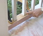 Tip for Repairing Damaged Porch Railing