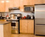 Stainless Steel Painted Appliances