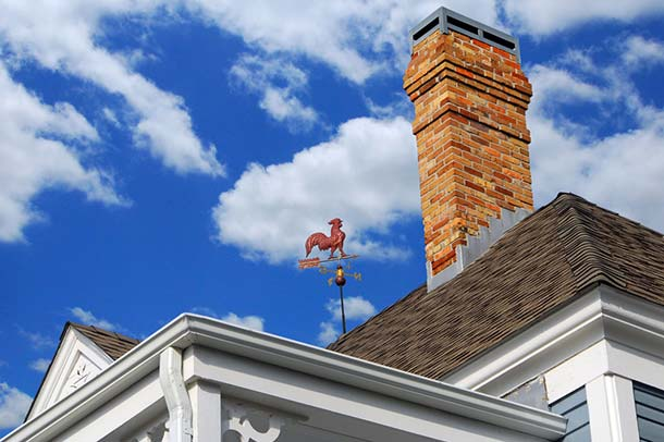 Millersville chimney sweep cleans, repairs, and builds