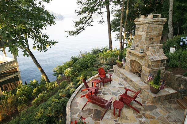 arnold edgewater chimney sweep builds outdoor fireplaces and barbecues