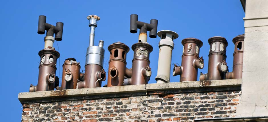 We repair and replace chimney caps of all types!