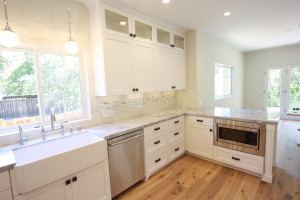 Ojai valley custom built cabinets