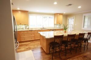 oak view custom remodel