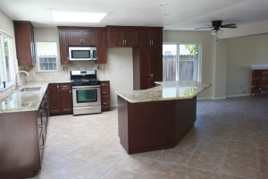 custom maple cabinets in camarillo