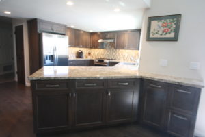 custom kitchen cabinets in Westlake village