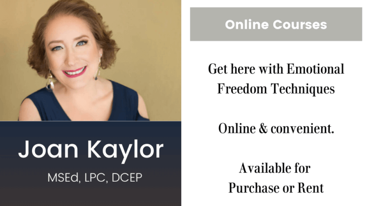 Online Course with Joan Kaylor