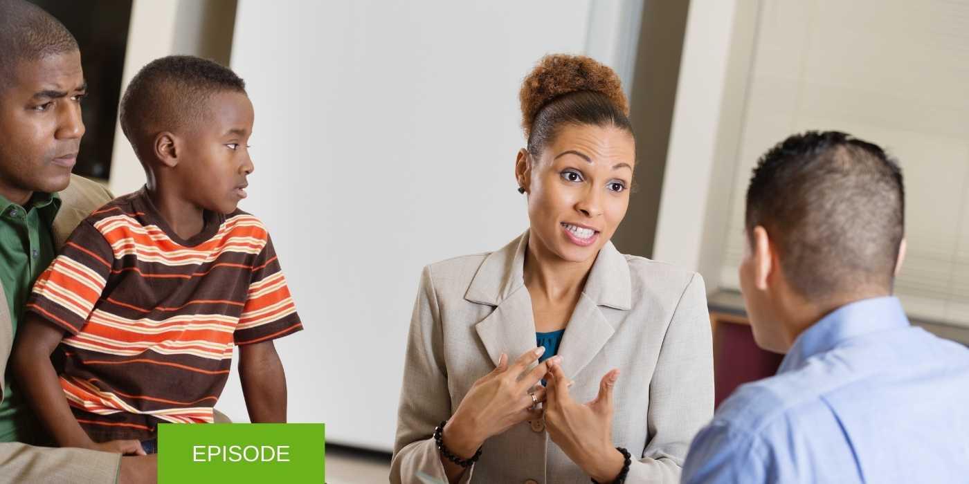 Systemic racism in special education: Parent participation legitimizes inequities