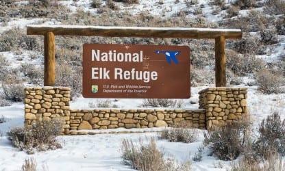 Elk Refuge Sued