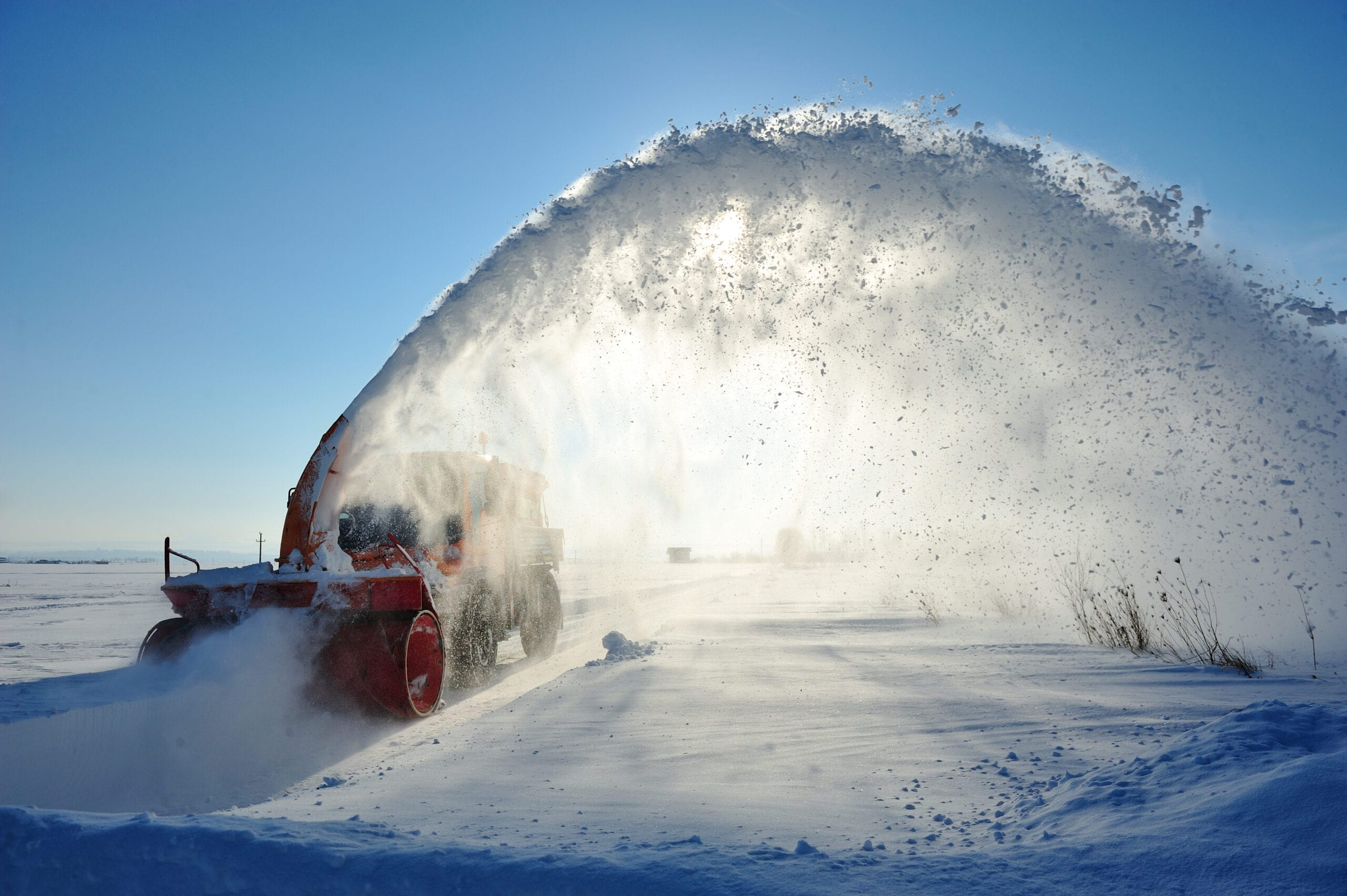 Town Adds to Snow Plowing Staff