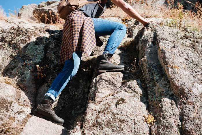 Montana Hiker Hit By Boulder