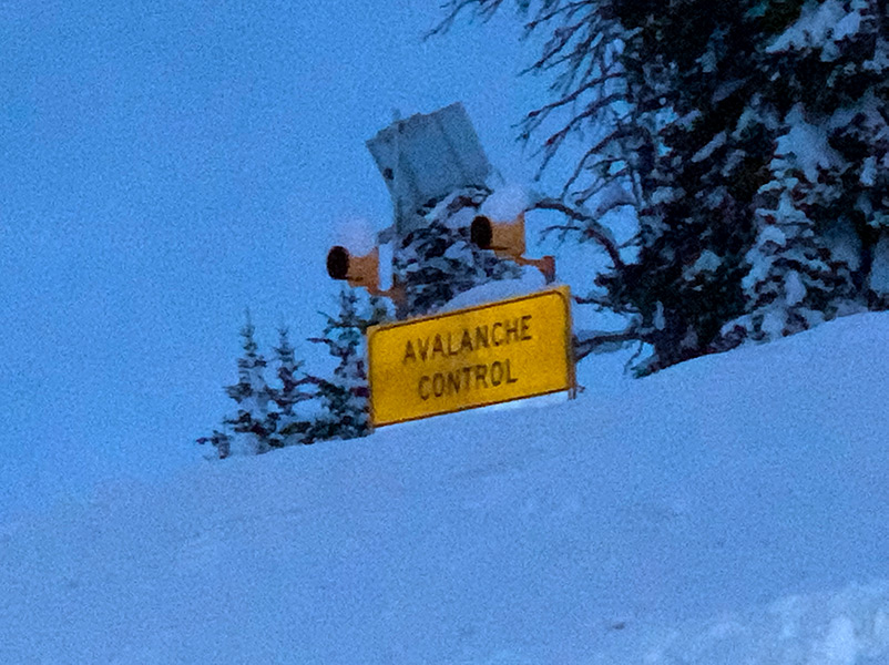 Avalanche Danger Increasing