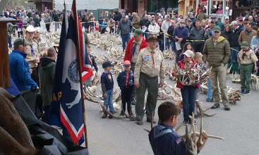Scouts Still Have Antlers to Sell