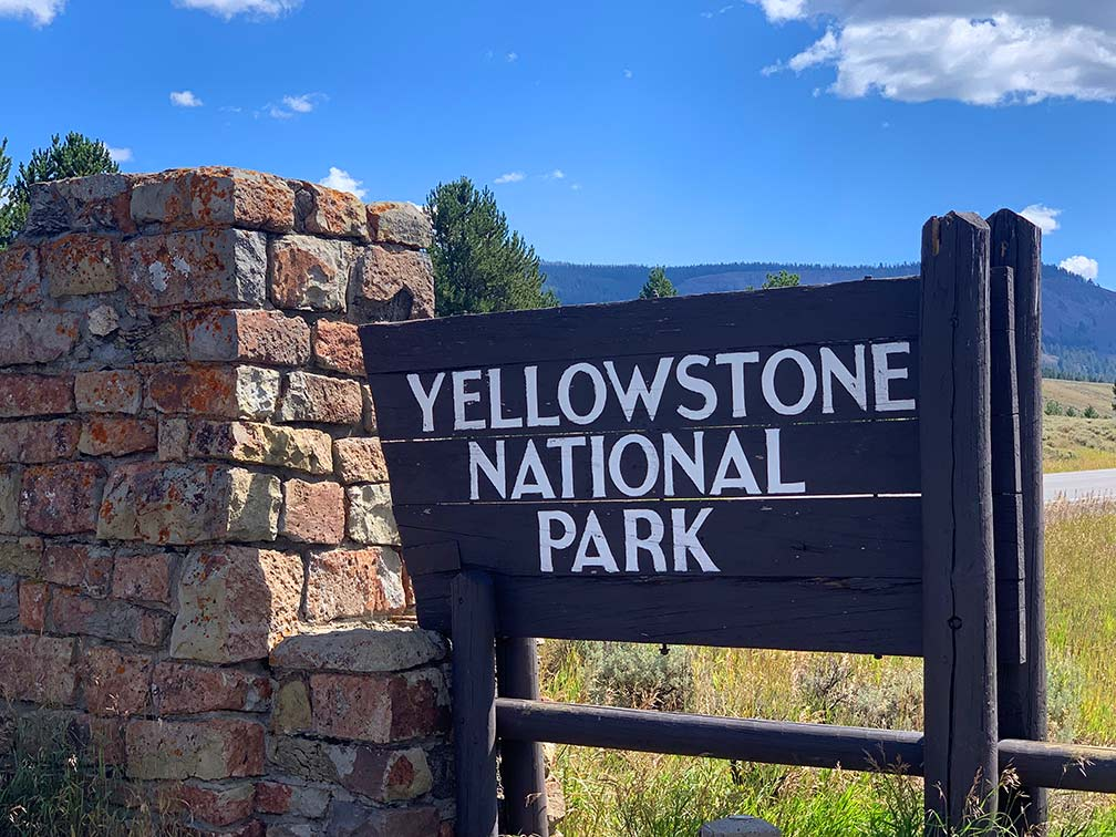 Fire in Yellowstone