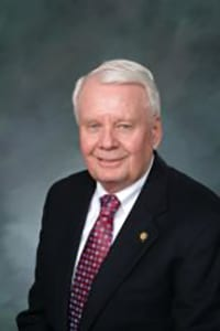 Larson Former Senate President Passes