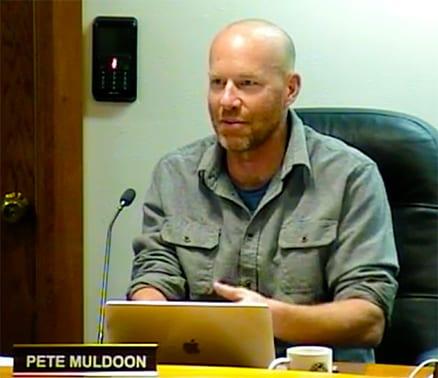 Muldoon Accuser Responds