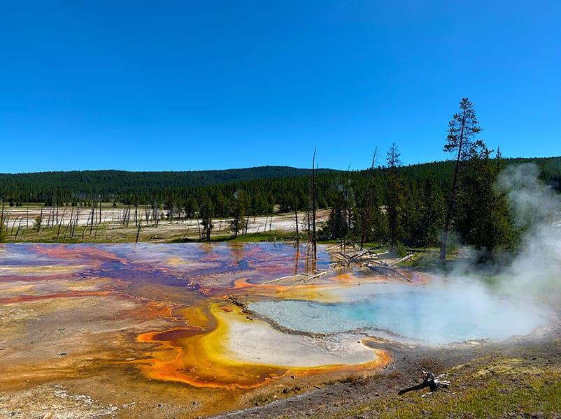 Yellowstone Needs Update