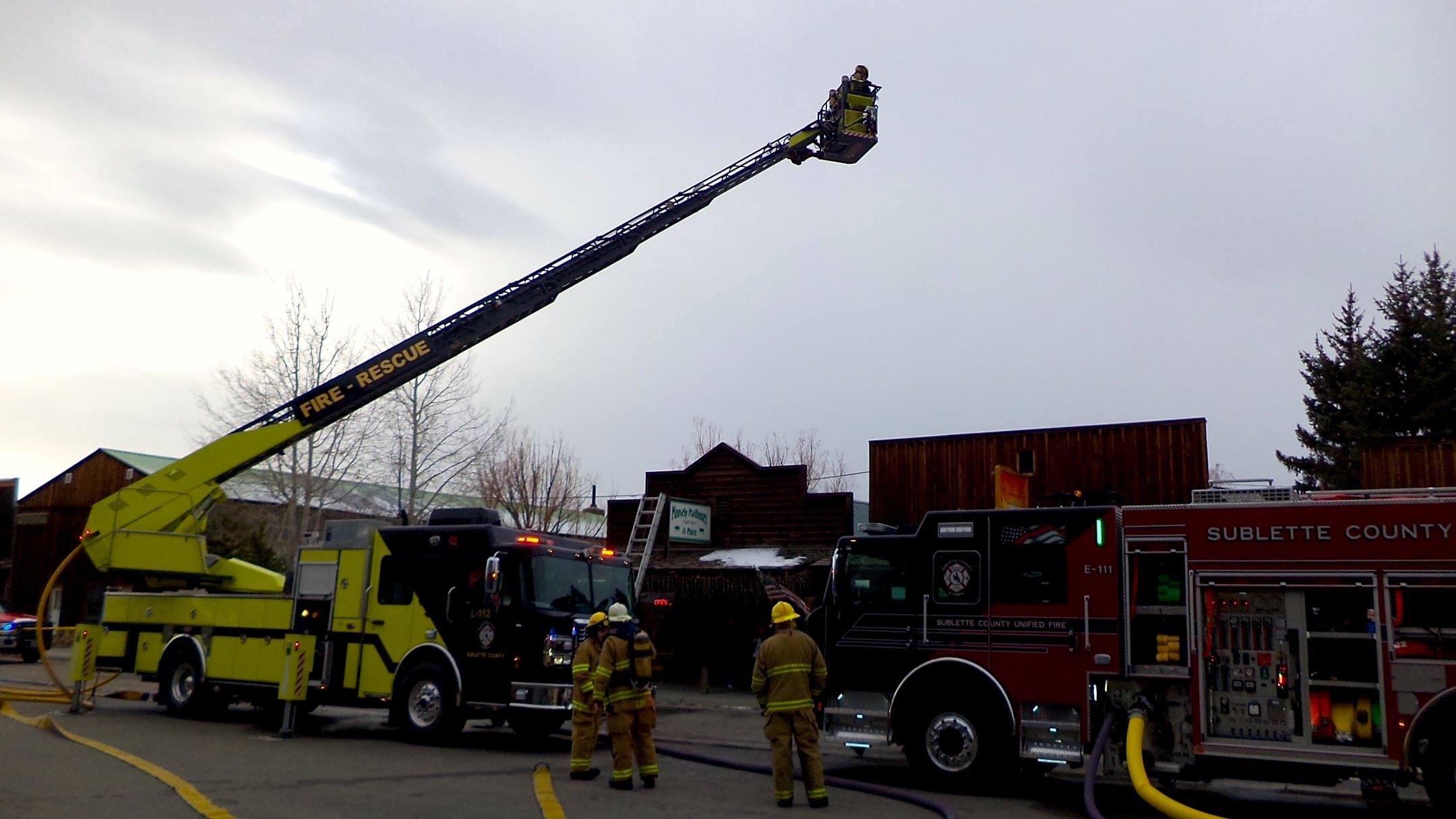 Sublette County Unified Fire photo
