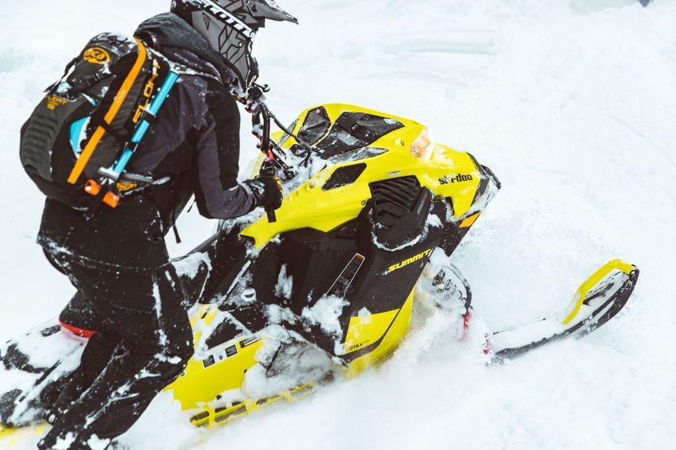 Ski-Doo photo