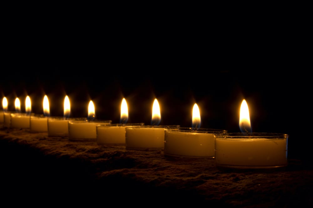 Fire Officials Warn on Candles